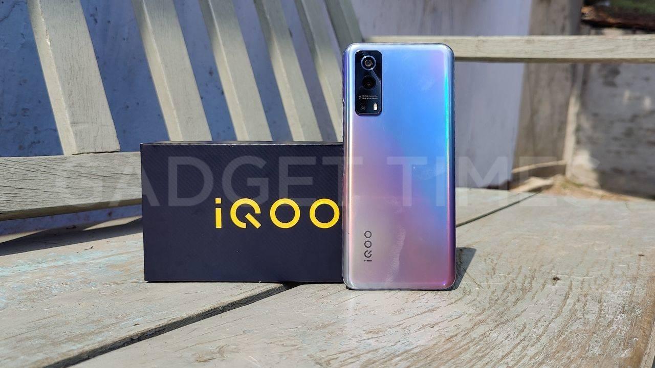 iQoo Z3 retail box