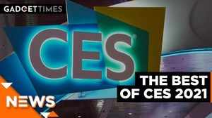 CES 2021 HIGHLIGHTS- Rollable Displays, Touchless Doorbell, Bed with sound & display| Gadget Times