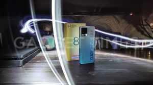 Realme 8 Pro Hands-On Photos