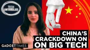 Why is China targeting its own big tech companies?