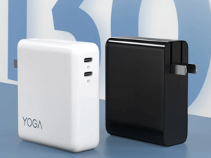 Lenovo YOGA CC130 GaN Charger with 130W power output launched