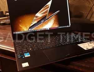 Asus ZenBook Flip S Hands-On Photos