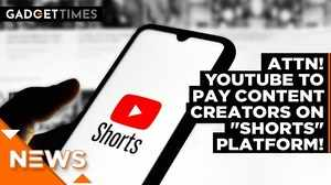Creators on YouTube Shorts to get paid $100 million