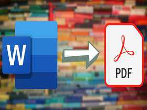 How to convert Word documents to PDF for free (Online and Offline)