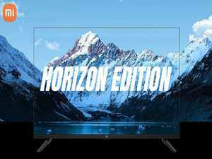 Xiaomi Mi TV 40A Horizon Edition launched in India: Price, Specifications and more