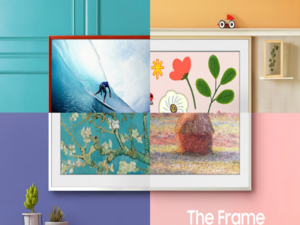 Samsung Frame TV 2021 with customisable bezels launched in India