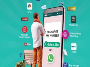 Jio users can now use WhatsApp to recharge: How it works