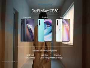 OnePlus Nord CE 5G powered by Snapdragon 750G chipset, 90Hz display launched in India: Price, specifications