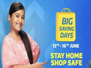 Flipkart Big Saving Days sale starts on June 13: Everything you need to know