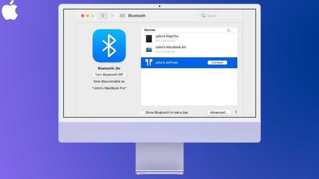How to add, delete and rename a Bluetooth device on your Mac