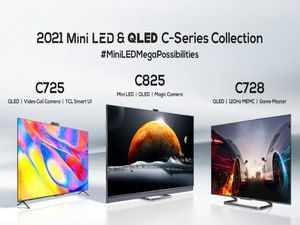 TCL C825, C728, C725 4K QLED Smart TVs launched in India: Price and specifications