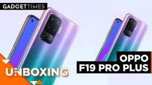 Oppo F19 Pro+   Unboxing and First Look