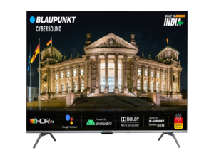 Blaupunkt launches 4 'Made in India' Android smart TVs starting at Rs. 14,999