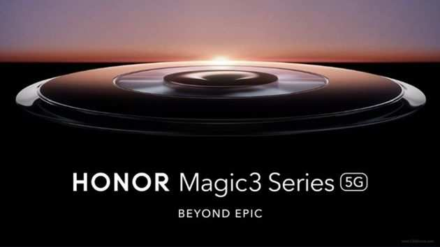Honor Magic 3 series global launch on August 12; Key specifications leaked online