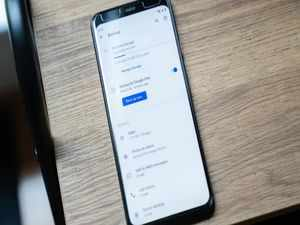 Google to update Android Backup to 'Backup by Google One': Report