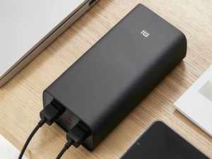 Mi HyperSonic power bank with 20,000mAh, 50W fast charging launched in India