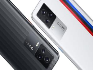 iQOO 8 Pro to sport 50MP main and 48MP ultrawide camera