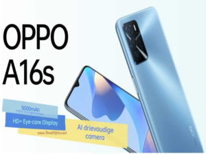 Oppo A16s with triple rear cameras, 5,000mAh battery launched