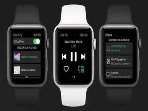 How to download Spotify songs on your Apple watch