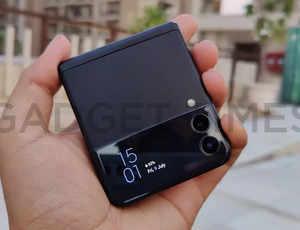 Samsung Galaxy Z Flip 3 Hands-On Photos