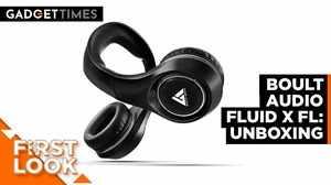 Boult Audio ProBass FluidX - First Impressions