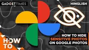 How to hide sensitive pictures on Google Photos