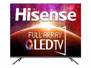 Hisense 55-inch QLED TV with in-built OTT platforms, Dolby Vision launched in India