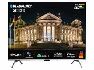Blaupunkt 65-inch 4k Android TV set to launch during Flipkart Big Billion Days sale
