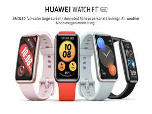 New Huawei Watch Fit launched; now adds Rope Jump tracking and more features