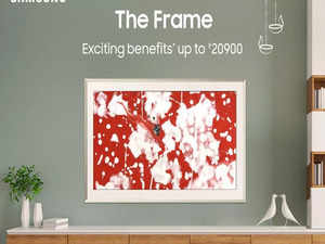 Samsung announces offers on its lifestyle TV 'The Frame' ahead of the festival sale