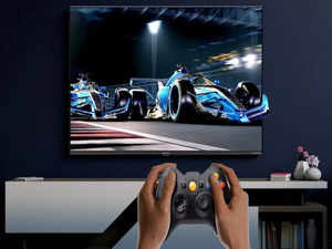 Motorola Revou-Q QLED smart TVs featuring Gamepad, Dolby Vision launched in India; Prices starts at Rs 49,999