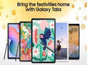 Samsung announces festive offers on 'Galaxy Tablets' range in India: Check details