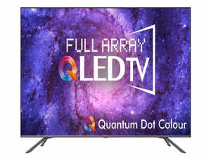 Hisense Full-Array QLED TVs launched in India; Prices start at Rs. 59,990